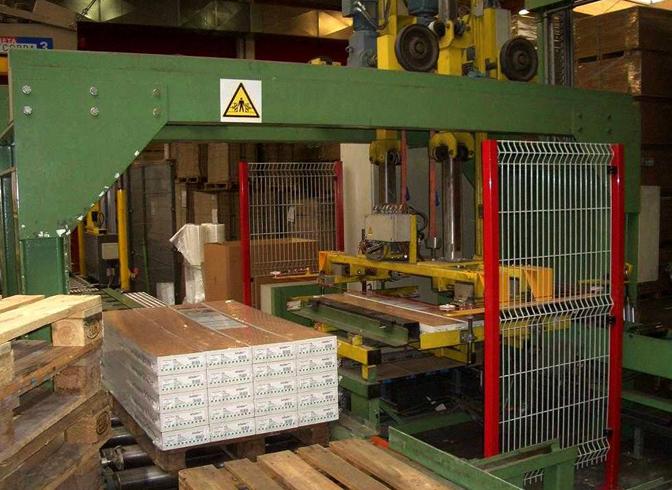 Производство ламината