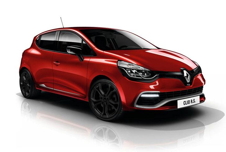 Хэтчбэк Renault Clio Hatchback