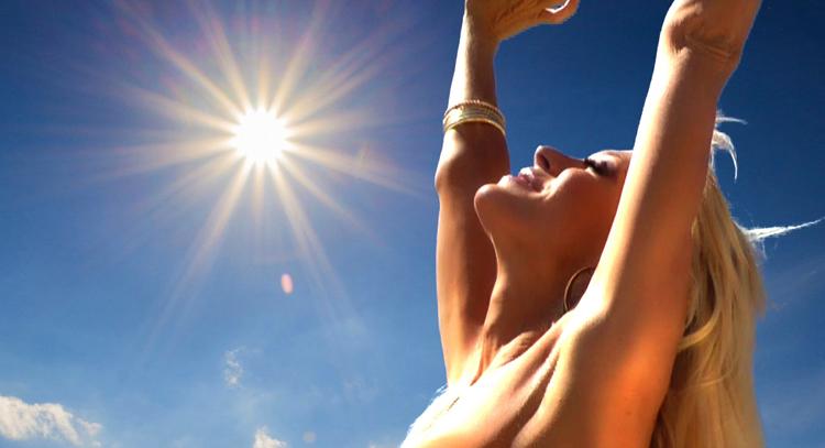 Повышенная солнечная активность