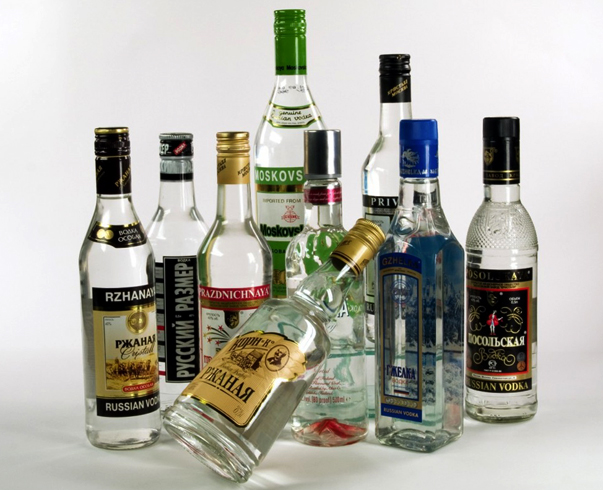 Выбор водки