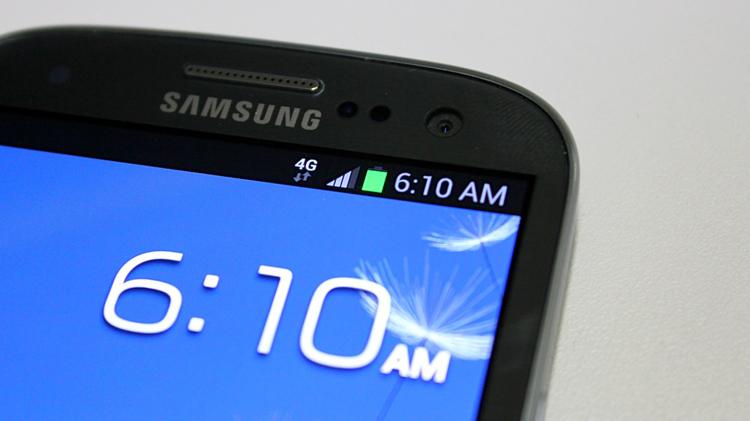 4G со смартфона
