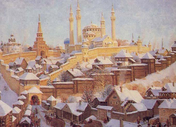 Древняя Казань