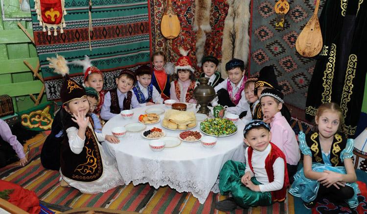 Обычаи Казахов