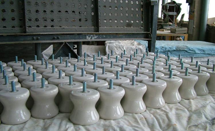 Производство фарфоровых изделий