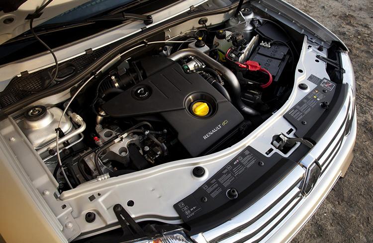 Двигатель Renault Duster