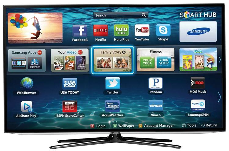 Smart - телевизор