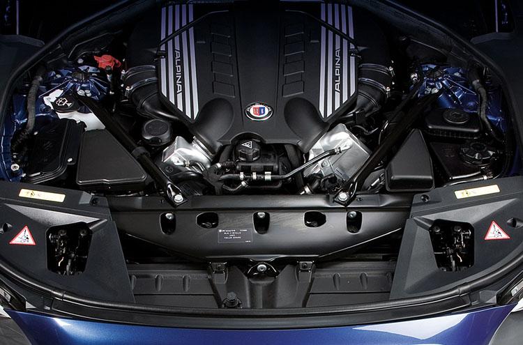 Bi-Turbo на BMW