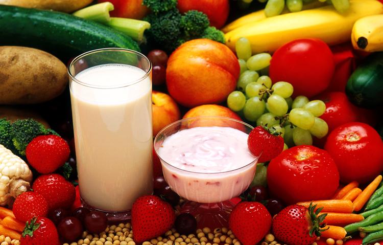 Еда вегетарианцев