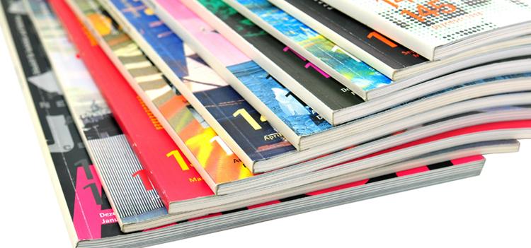 Много журналов