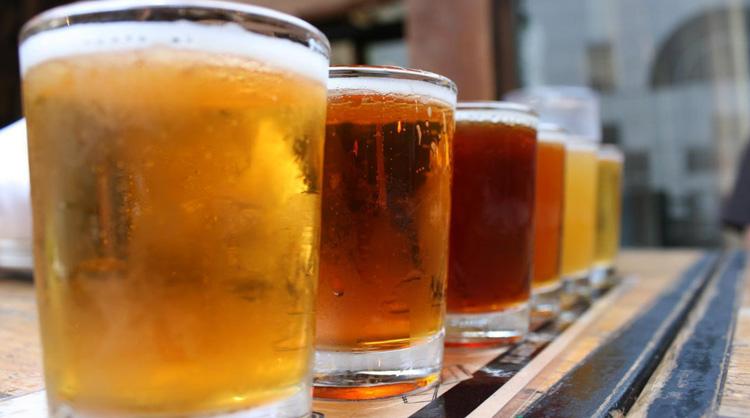 Пиво алкогольное