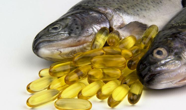 Рыбы и рыбий жир