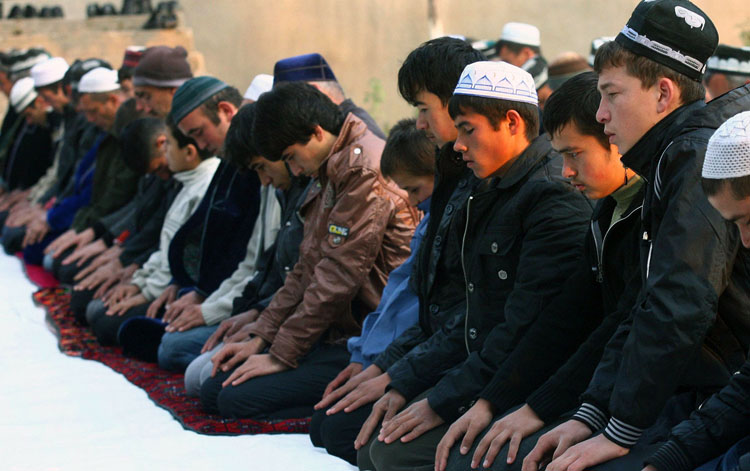 Мусульмане крымские татары