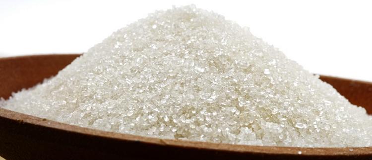 Кристаллы сахара