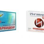 Что лучше выбрать Арбидол или Ингавирин?