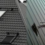 Что лучше выбрать для крыши металлочерепицу или профнастил?