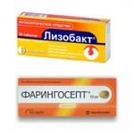 Лизобакт или Фарингосепт: чем они отличаются и что лучше