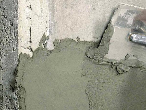 Как выглядит штукатурка стен