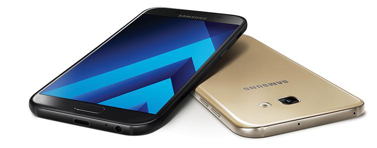Дизайн Galaxy A5