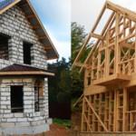 Что лучше каркасный дом или дом из газобетона?