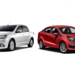 Renault Logan и Kia Rio — сравнение и что лучше
