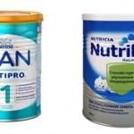 Нан или Нутрилон — какое детское питание лучше?