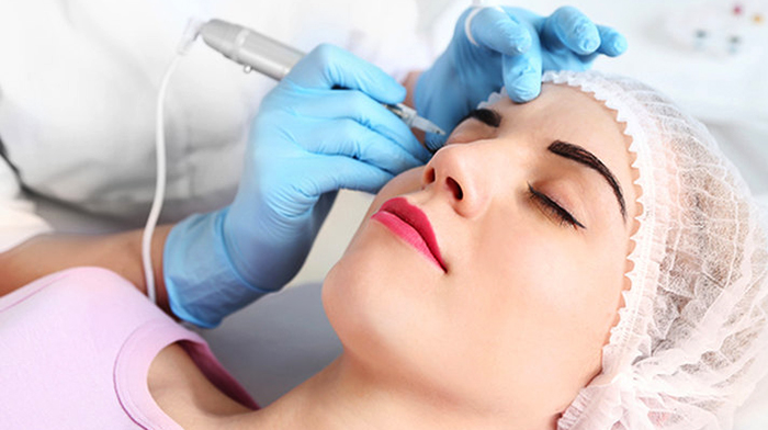 Процедура перманентного макияжа