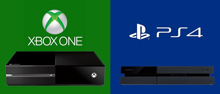 Xbox One и Ps4