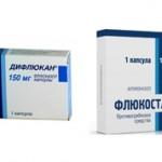 Дифлюкан и Флюкостат — сравнение препаратов и что лучше выбрать
