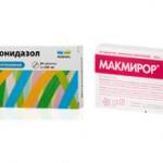 Метронидазол или Макмирор: сравнение средств и что лучше