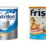 Нутрилон или Фрисолак: сравнение и какая смесь лучше