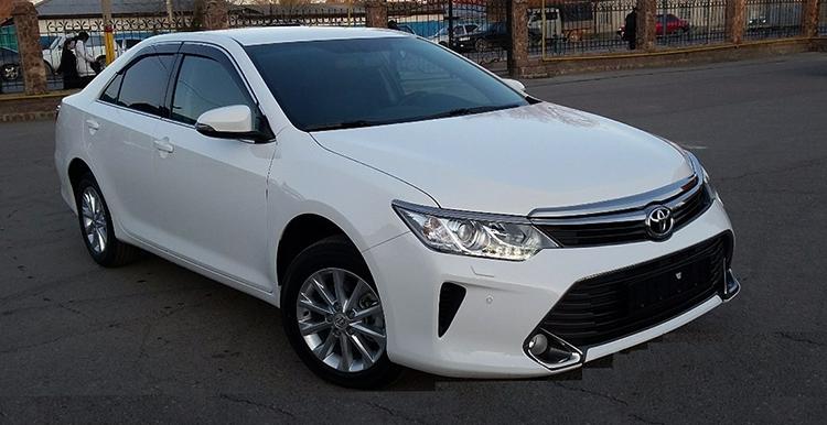 Новый Toyota Camry