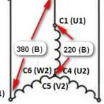 Подключение звезда и треугольник — в чем разница
