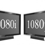 Чем отличается формат 1080i от 1080p