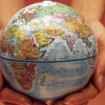 Чем карта отличается от глобуса