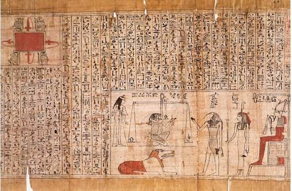 Египетская книга