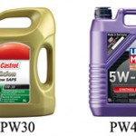 5w30 и 5w40 — в чем разница между маслами