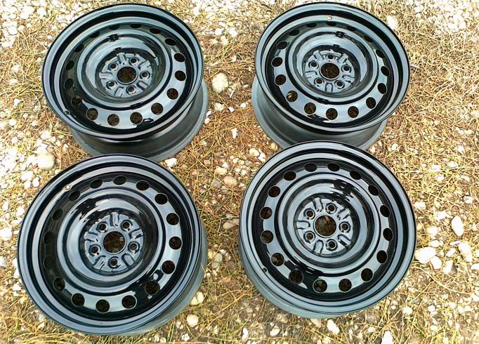 Штампованные автомобильные диски