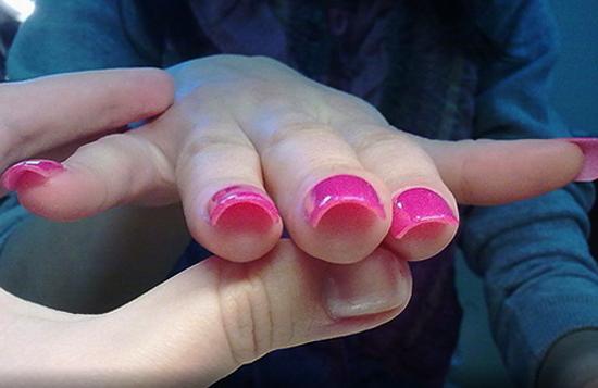 Однофазная гелевая система наращивания ногтей