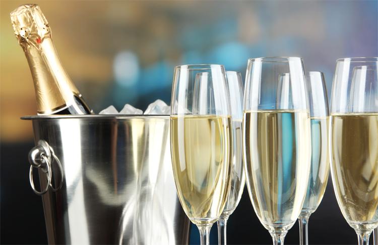 Еще шампанское