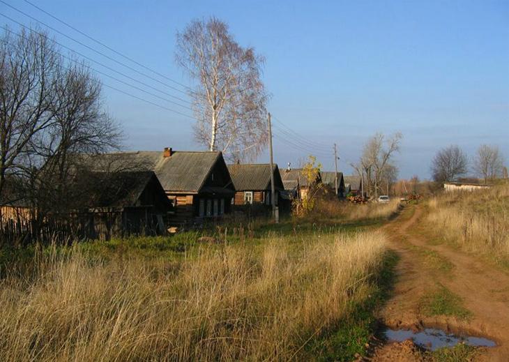 Еще одна деревня