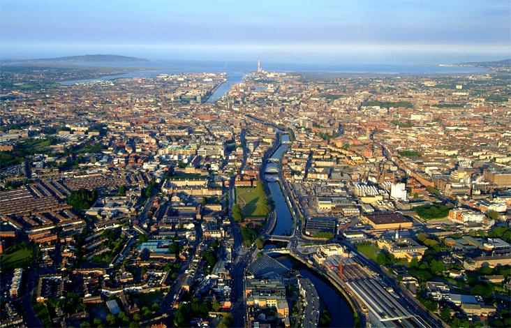 Дублин. Ирландия