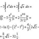 Чем отличается определенный интеграл от неопределенного