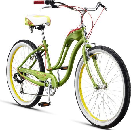 Женская модель велосипеда