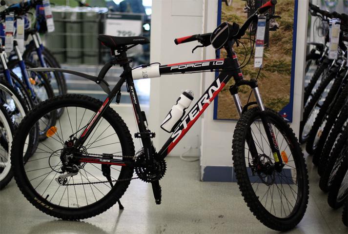 Мужская модель велосипеда