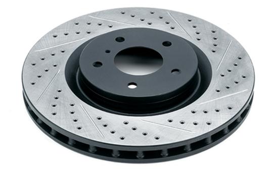 Вентилируемые тормозные диски