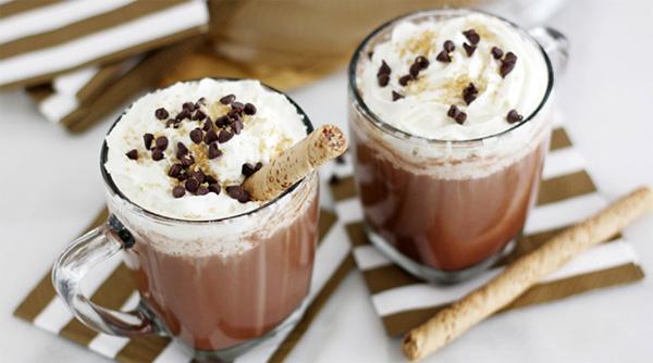 Напиток какао