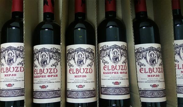 Лучше географическое вино
