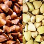 Чем отличается зелёная гречка от обычной (коричневой)?