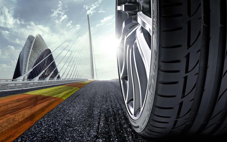 Современные летние шины