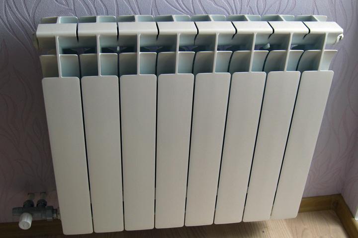 Радиаторы алюминевые